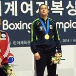 Katie Taylor wins fifth consecutive world title http://t.co/FAlO3P4yxk http://t.co/LmI2uofy7J