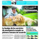 Buenos días. Nuestra portada de hoy, lunes 24 de noviembre de 2014: http://t.co/AcvvsEaZzZ #Cantabria http://t.co/G26A2an0gw