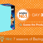 Guess the product to win the title of #JungleeNo1!  #Day35 #Contest http://t.co/zFUAT0U73q