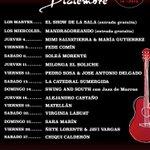 DICIEMBRE EN @LaSalaSVQ @VirginiaMaestro @SoleaMorente @_SaraMarin_ @LaSumergida @FedeComin @Chiquimusico y más! https://t.co/nXnVaHHfMg