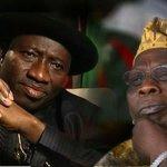 Nah me the best Nigerian president. - Jonathan to Obasanjo http://t.co/4dhKZUCswA http://t.co/bmwHjzmgSN