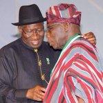 Goodluck: I'm Nigeria's Best Ever President. Blasts Obasanjo as liar - READ FULL STORY: http://t.co/FG235rwkPT http://t.co/JrXJUFssah