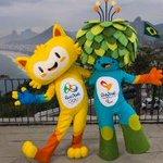 """Hahaha devia ser lúpulo e lúpulos @malteshow: Meu, um dos mascotes da olimpíada vai ser um... lúpulo! http://t.co/5kbCnIdhhD"""""""