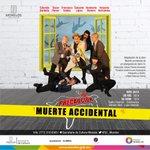 «Precaución, muerte accidental»   28 Nov • 20 h y 30 Nov • 18 h   Teatro Ocampo   #Cuernavaca #Morelos http://t.co/UoVo6Gc45E