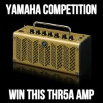 Win a THR5A amp in todays Yamaha #competition! http://t.co/mp63sLKOAC http://t.co/NbtWFRNjy5