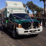 Unidad R4 camioneta Ford año 2006,refaccionada el 2013 con aportes de la comunidad de #antofagasta y fondos propios http://t.co/wy7J1JnEwk