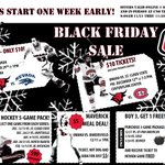 This weeks Black Friday deals include $10 tix for @UNO_Basketball vs. Nevada this Saturday! https://t.co/a9yqXTojK8 http://t.co/434CMIpOaA