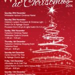 Heres whats happening in #Whitstable this Christmas ???? http://t.co/3rVF4QVMTL
