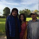 In Mysore filming Hason Raja