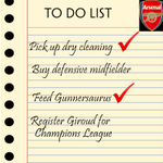 Olivier Giroud will not be able to play vs Dortmund as AFC didnt register him in time... http://t.co/ZhQBD44pex