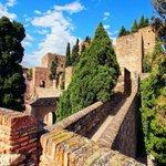 Preciosa foto de la Alcazaba nos ofrece @spain http://t.co/KUc2y7RER8