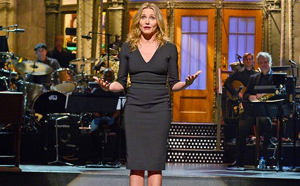 Did SNL host Cameron Diaz just become Ms. Saturday Night? Vote!