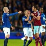 BRILLIANT: Steven Naismiths reaction to James Tomkins embarrassing dive on Saturday. http://t.co/6oZVdof4Qd