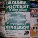 Vor 5 Jahren besetzte ich mit vielen anderen das Audimax der FAU #Erlangen. Wir bleiben dran: Demo & Rave! #Unibrennt http://t.co/nXxw5qtGsm