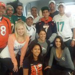 Happy Monday! Enjoyed a cordial pregame brunch with Fins fans before heading to Mile High to watch @Broncos win. http://t.co/iFvXnSi0n1