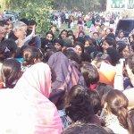 During Laptops award ceremony at Govt Allama Iqbal College, Sialkot ... http://t.co/6VBDPimdJc