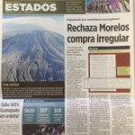 Les comparto la respuesta de @reformanacional : Rechaza #Morelos compra irregular. #Cuernavaca http://t.co/owSlByMvFf