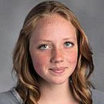Davis Schools released this yearbook photo of Adelaide Clinger, the 12 YO accidentally shot & killed in Kaysville http://t.co/BGOmFCVCe6