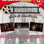 """Este jueves exhibimos """"Casa de Remolienda"""" en la Casa Cultural de la Juventud en Sucre #444 #Antofagasta #ViveAJ http://t.co/RfTpLyGaa4"""