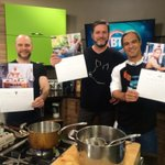 Beefcakes @BTedmonton! @coreythebutcher @baconhound @driftfoodtruck join at 6:20/6:50 to chat #yegsexy. #yeg #yegfood http://t.co/4655uovGka