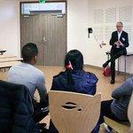 Semaine École Entreprise 2014 : bilan positif dans le Rhône http://t.co/exe0IRN5SW cc @LFIARD http://t.co/fWfRKOZsPk