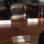 The boardroom where Mayor-elect John Tory is about to meet with his transition advisory council #TOpoli http://t.co/glPjpjUUOv
