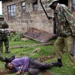 "@Iskarioti: @xubbifarah Torturing Innocent Kenyas wont help bring terrorists 2book. #OccupyHarambeeAve cc http://t.co/INwubN6b0N""NOT RIGHT????!"
