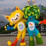 Oba e Eba, Tiba Tuque e Esquindim e Vinicius e Tom: os possíveis mascotes dos Jogos de 2016 http://t.co/AYJxNQBNrw http://t.co/v7GTaaYqza