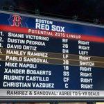 Get ready for the murder! #RedSoxNation #BostonRedSox #RedSox #HighFiveCity #MLB #MLBNHotStove #BringTheBeardsBack http://t.co/0Vml2g6qyZ