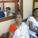 PM Modis wife Jashodaben files RTI for info on her security http://t.co/FHytWYDGnX http://t.co/fMRVXYc1GE