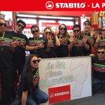 STABILO se unió a nuestra campaña #LaPazMaravillosa #BoliviaOrgullosa Vota: http://t.co/GDWeL60UPO http://t.co/ruTUXROnMT