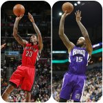 Just Announced: @TeamLou23 of @Raptors & @boogiecousins of @SacramentoKings named NBA Players of the Week! http://t.co/dXbdTAQWWR