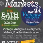 @BathVA #bathxmasmarket #festive #Vintage & #Antiques Green Park Station #Bath. 30th Nov & 7th Dec @Visitbath http://t.co/oaDMkIsH4H