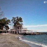 Hoy os dejamos con esta conocida instantánea de El Balneario nuestra Señora del Carmen (Baños del Carmen). #Málaga http://t.co/L2wapKvzDP