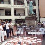 Por la vida y la libertad de las mujeres ni un feminicidio más en Morelos demandan víctimas y familiares @cidhmorelos http://t.co/CdyesFyY2u