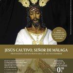Este sábado, con @DiarioSUR, la revista de la procesión extraordinaria del @cautivotrinidad #CofradiasMLG #Malaga http://t.co/iCv0Ws7hRd