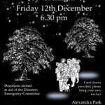 Fri 12th Dec - Carols in the Park @AlexandraPark3 starting at 6.30pm. Carol sheets provided, bring your own torches. http://t.co/gosskZ3Rq0