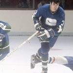 Pat Quinn was with the Vancouver Canucks from Day 1. In a way, this is our first day without him. It's a sad day. http://t.co/dq1xxmJ8PS