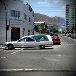 #MandrilesAlVolante este se cree la Muerte con la estacionada que se pego #Antofagasta @chrischile http://t.co/Cenc4CW9q5