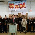 Thank you @USMC for your service & bringing joy to the children of #Boston this holiday season. @ToysForTots_USA http://t.co/cseRuI3Mca