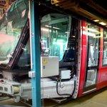 Este es el Tranvía que vendrá a #Cuenca #Ecuador en junio del 2015: @Fredysaguay http://t.co/InI6AYUtBK