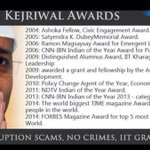 """#MufflerMan is working for people since long now changing indian politics with Clean funds #DinnerWithKejriwal http://t.co/5oV69Q1Ce4"""""""