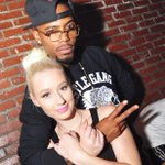 Iggy and Bob when they were at #BeerAndTacOs never know who gonna pull up http://t.co/XW9xMNjIDp