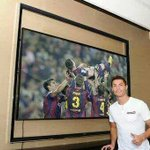 Ronaldo posing with his Idol.. http://t.co/r0zmUfTHJH
