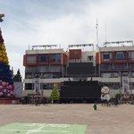 Hoy a pocas horas del gran evento #navidadenfamilia así luce plaza juarez @AuticaCREW @difhgo @gobiernohidalgo http://t.co/k7i8JR4tK7