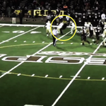VIDEO: 5-star CB recruit Iman Marshall absolutely destroys a RB http://t.co/VqGbKiDY5a http://t.co/Kt31IJ7evD