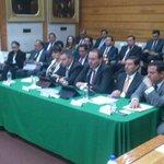 Comparece @AunardFinanzas ante Diputados de @CongresoHidalgo con motivo de la glosa del 4o Informe de @Paco_Olvera http://t.co/OhdqM84Jl3