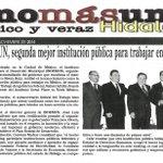 """@unomasunohgo: """"@IndemunHgo, O.P.D. del gobierno que encabeza el mandatario @Paco_Olvera, recibió reconocimiento"""". http://t.co/lroKRQIlkf"""
