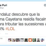 Sí, sí, embajadora de Andalucía... Andaluza ejemplar, vamos... por @senoritapuri http://t.co/q8SH8FuVtB http://t.co/KkAqrGzecC