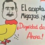 """""""La Minoría Disidente"""" No Qcepta Migajas #DignidadDocente #ParoDocente @Chileokulto http://t.co/e6ejasuK31"""